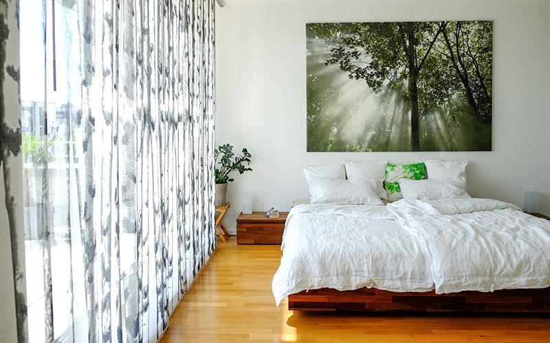 Privatwohnung extraviel office home design for Wohnung minimalistisch